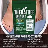 Tea Tree Oil Foot Soak with MSM, Neem & Epsom