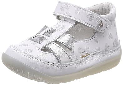 Falcotto 1542, Sandales bébé Fille: : Chaussures et