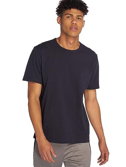 960c18ac7 Jack & Jones Men T-Shirts Classico Blue L: Amazon.co.uk: Clothing