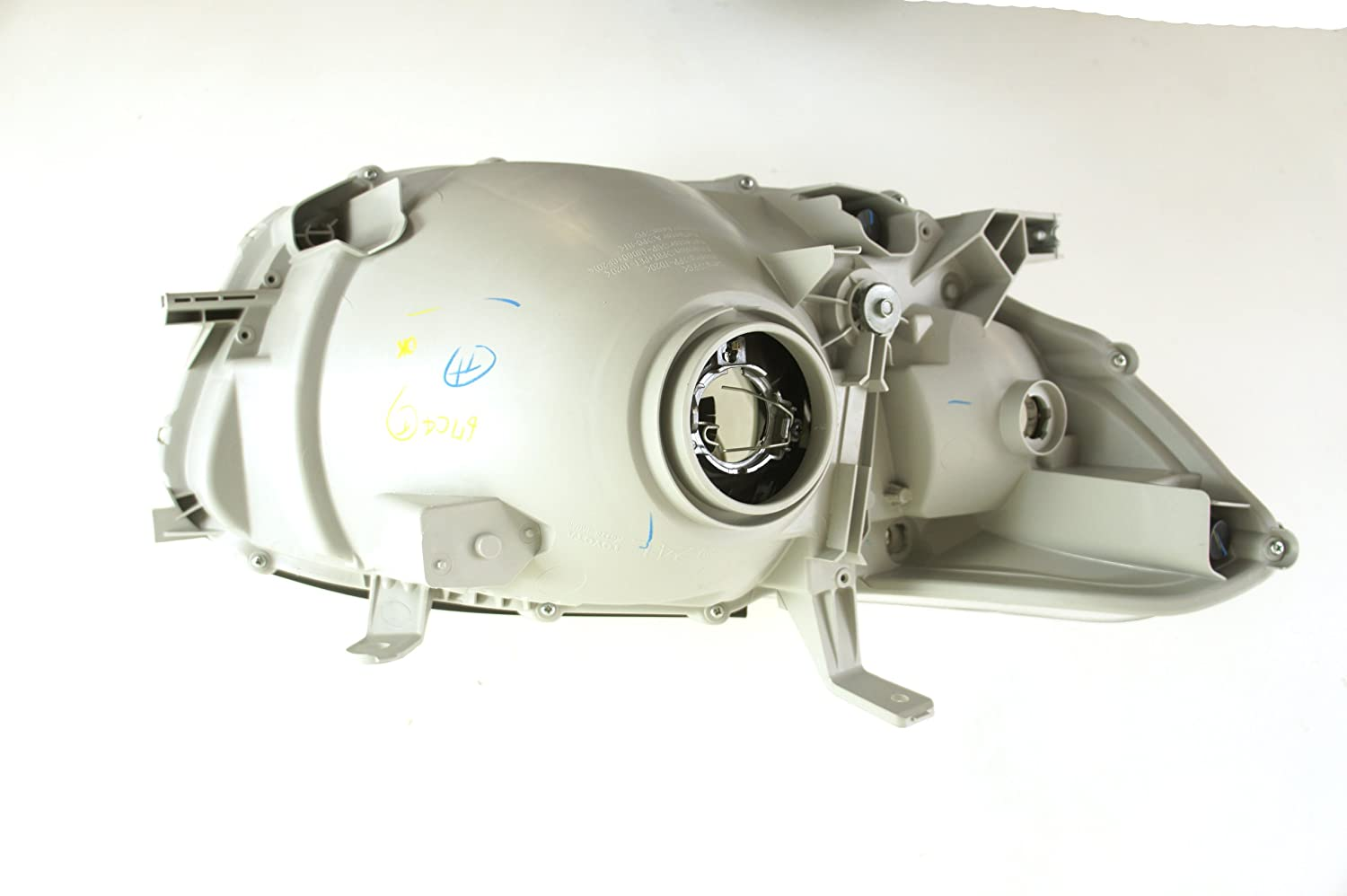 Genuine Toyota Parts 81170-33652 Driver Side Headlight Assembly Composite