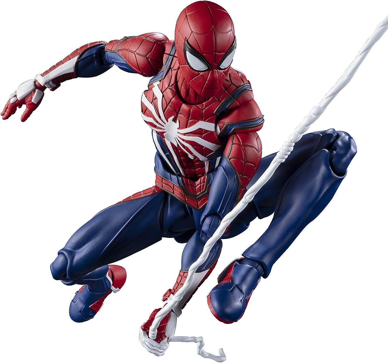 Amazon.com: Bandai S.H.Figuarts - Traje de Spider-Man: Toys ...