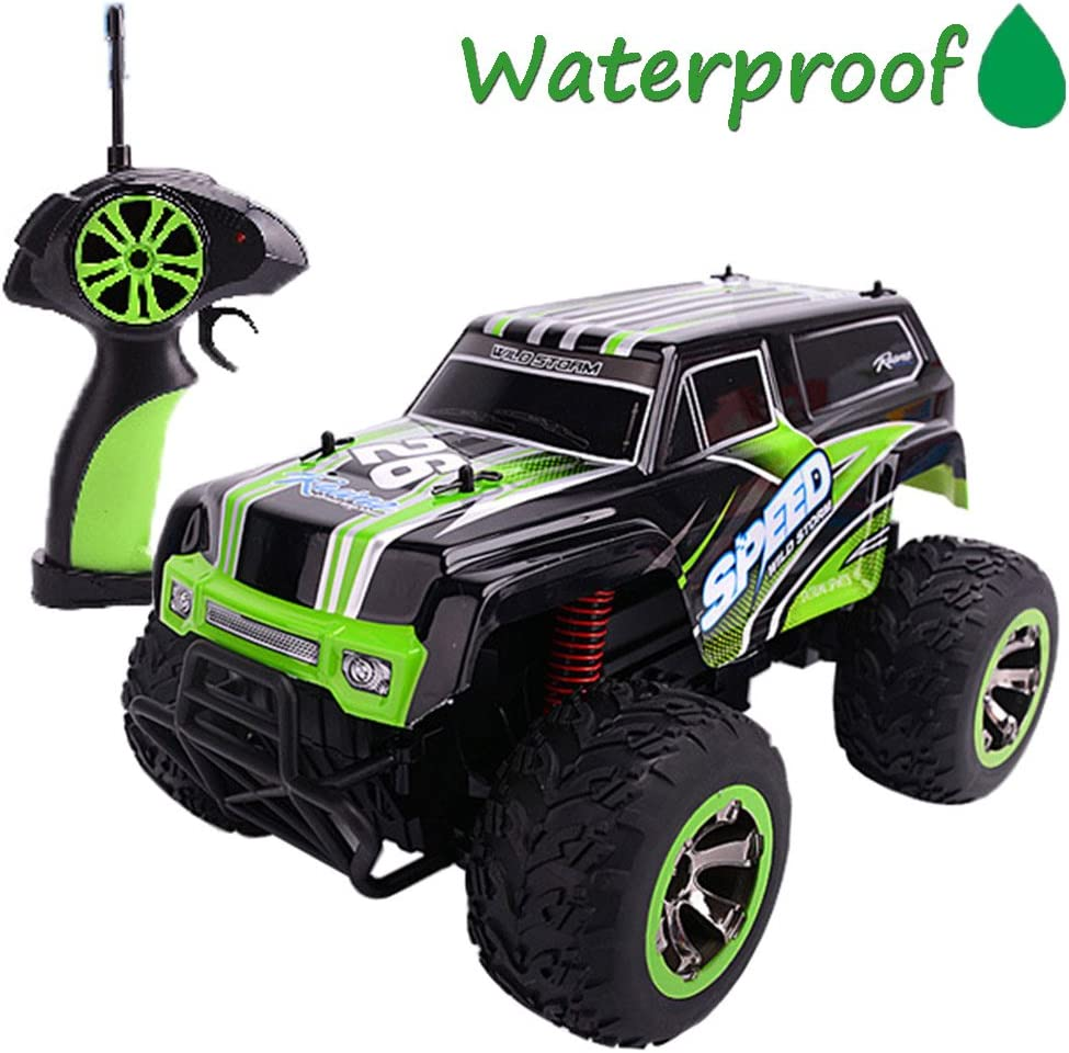 Best Waterproof RC Trucks: These 4x4 Vehicles Love Getting Wet 3