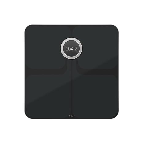 amazon com fitbit aria 2 wi fi smart scale health personal care rh amazon com Fitbit Aria 1 Fitbit Flex 2