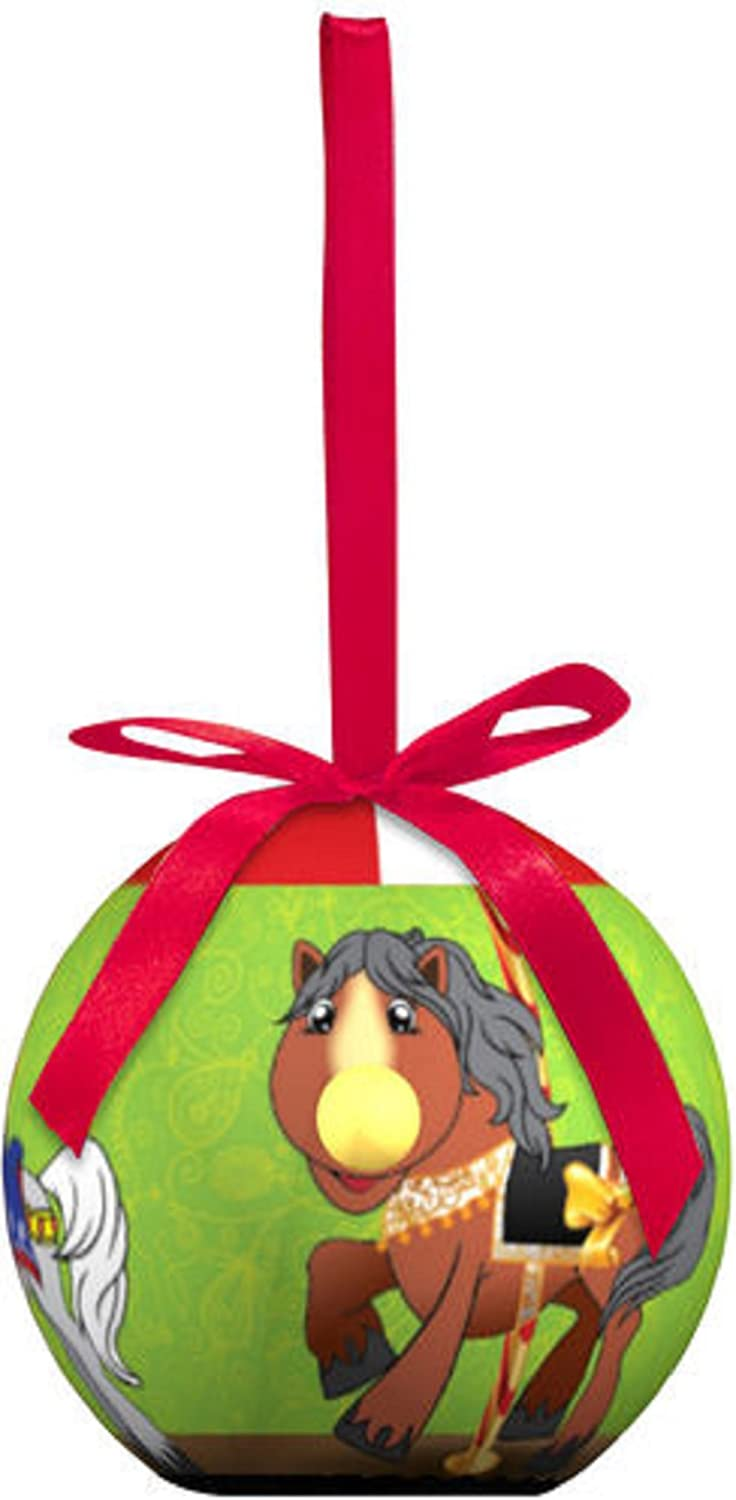 Elephant D/&D Distrubutions D/&D Blinking Animal Christmas Ornament with Extra Batteries
