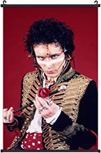 Adam And The Ants Prints Mansion Poster Hangs A Picture Painting Canvas Wall Art Paintings Simplicity Canvas Poster Living Room Home Decoration