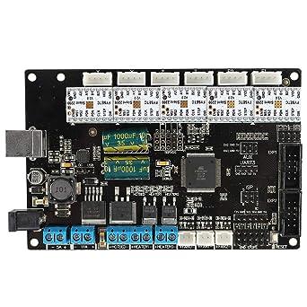 Almencla TMC2209 V2.0 - Placa base para impresora de escritorio 3D ...