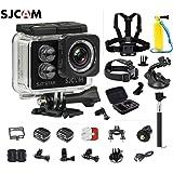 Original SJCAM SJ7 Star WiFi 4K 30FPS 2' Touch Screen Remote Action Helmet Sports DV Camera Waterproof Ambarella A12S75 Chipset+6-in-1 Accessories