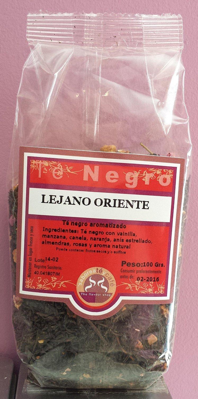 Té Negro Lejano Oriente saboreateycafe 100 grs: Amazon.es: Alimentación y bebidas