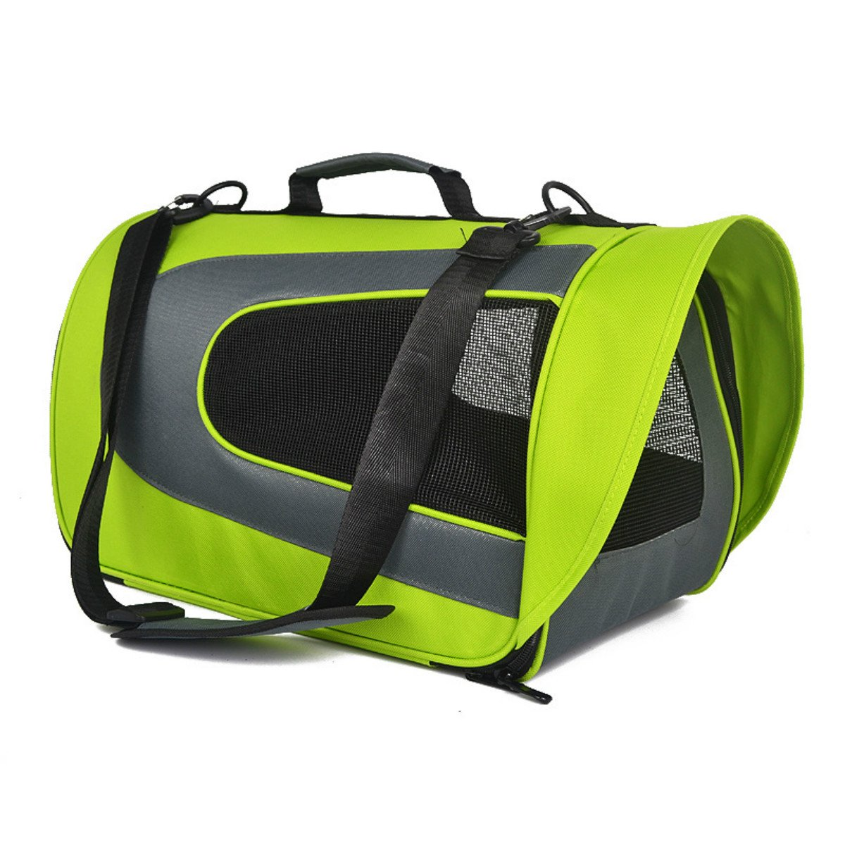 Green 452328cm Green 452328cm None Soft Sided Pet Carrier,Pet Airline Approved Portable Pet Carrier Travel Pet Carrier Puppy Handbag Multiple colors Available Cats Small Dogs,Dog Handbags Small Dogs