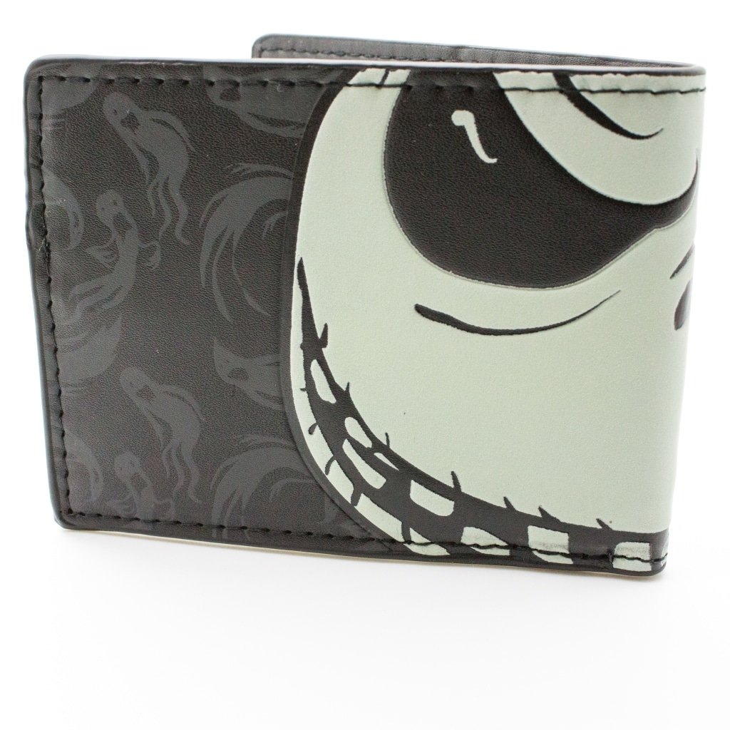 Cartera de Tim Burton Nightmare Before Christmas Jack ...