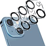 VASG 3 Pack Camera Lens Protector Compatible with iPhone 13 Pro/Pro Max, Tempered Glass Camera Lens Cover[HD Clear] [Case Fri