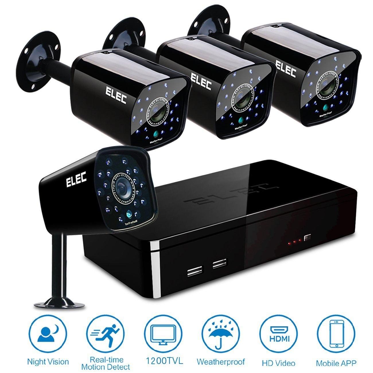 Euro Gentoo : Monitoring Camera Kind - Essential Surveillance Functions
