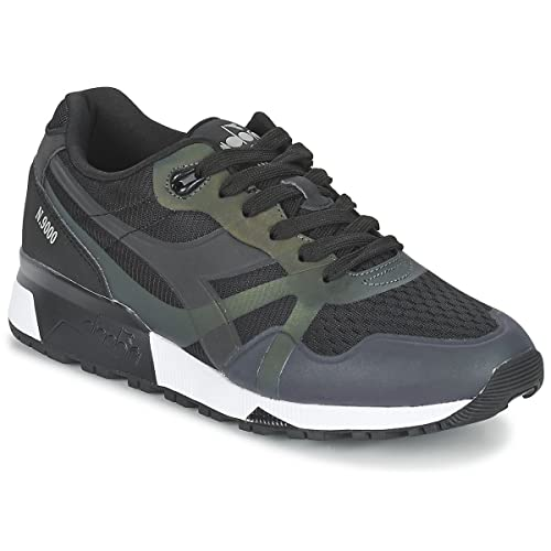 buy online 7d68a c5359 Diadora Shoes – N9000 MM Hologram Black Size: 40: Amazon.ca ...