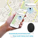 UniAux Real Time Compact Mini GPS Tracker,Locator