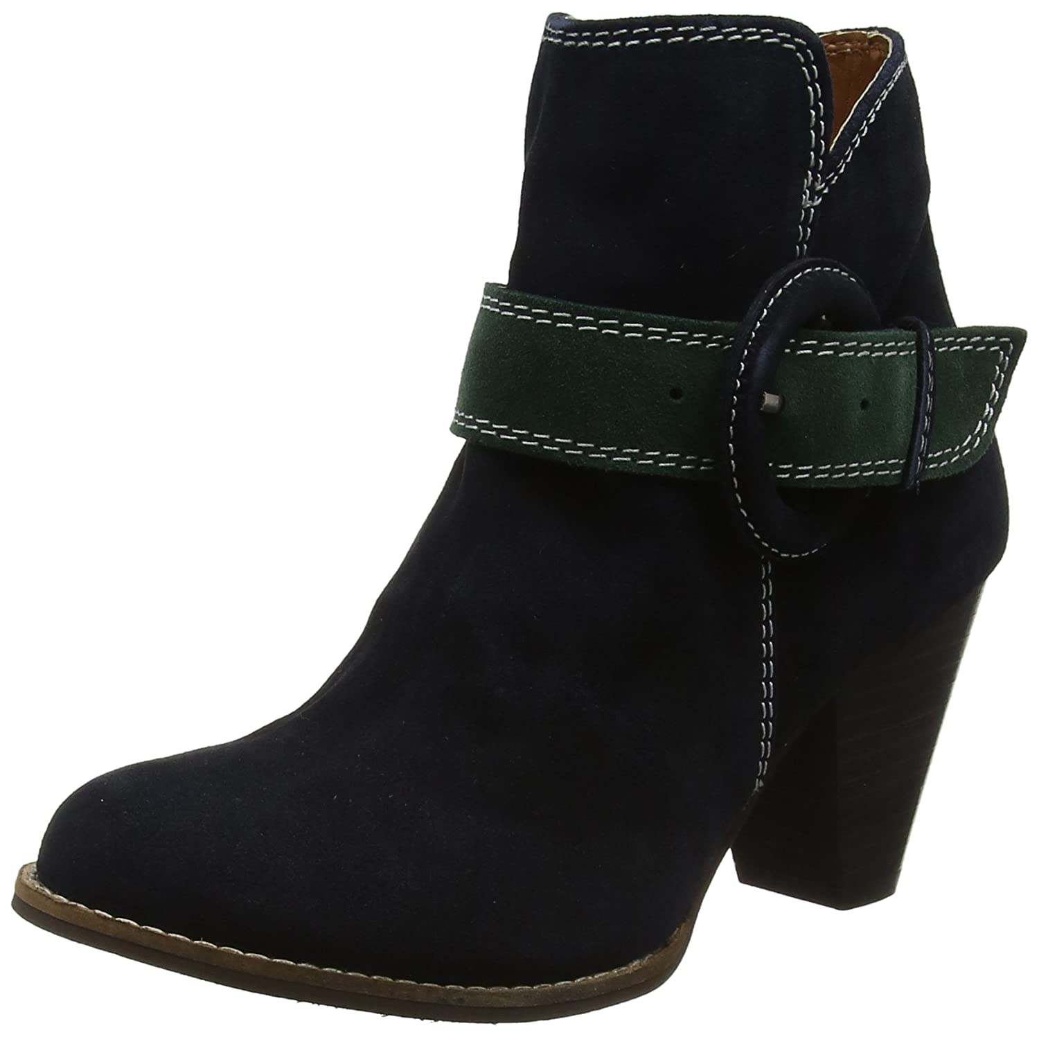 9a83a21cca20 Joe Browns Women s Suede Heeled Ankle Boots  Amazon.co.uk  Shoes   Bags