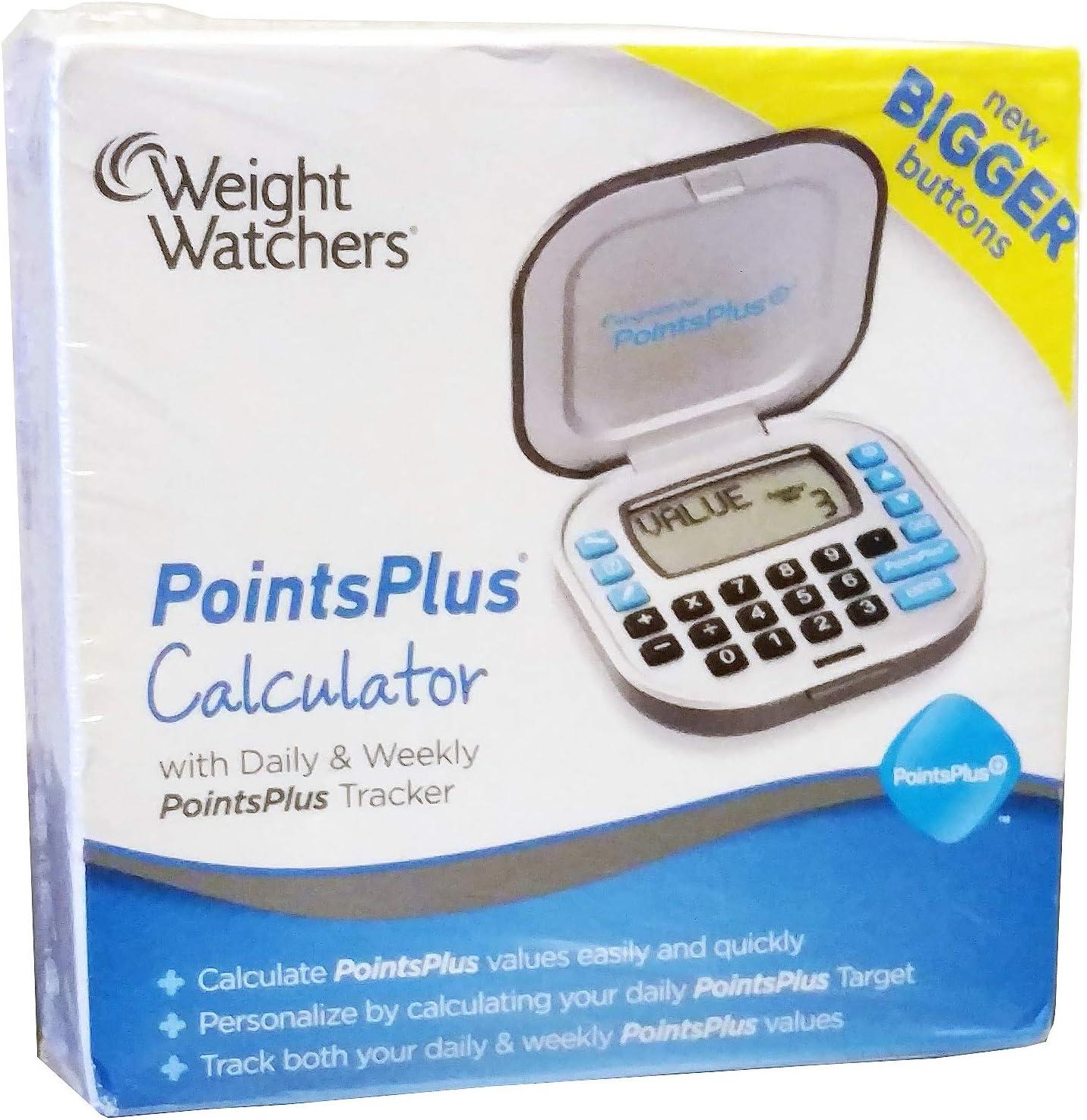 Weight Watchers Points Plus Calculator 2012