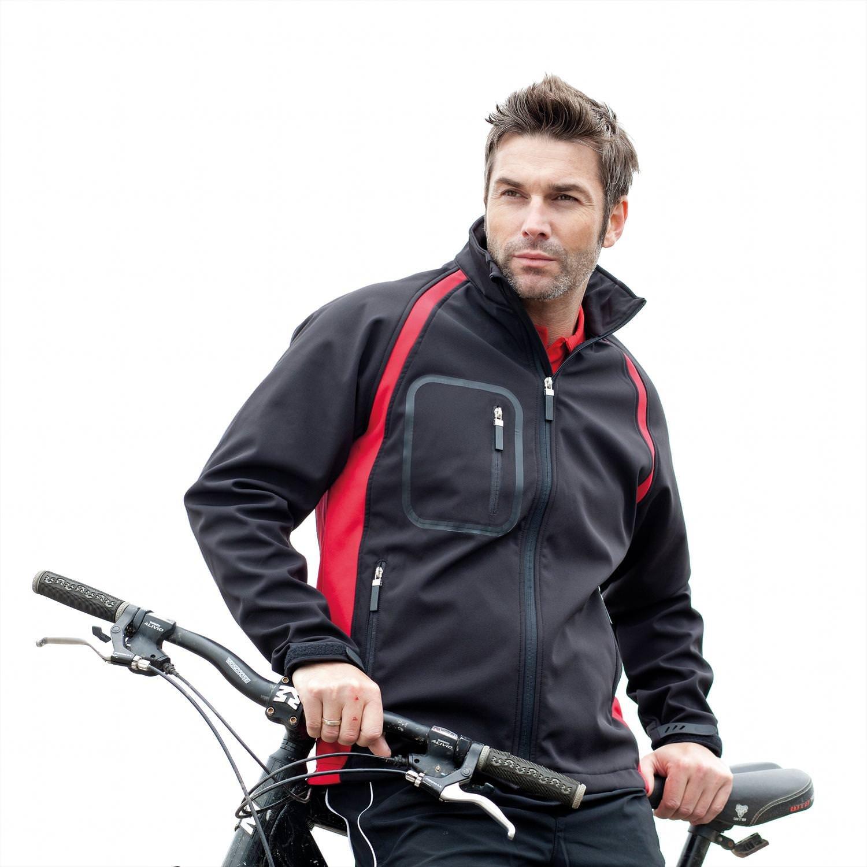 Finden & Hales Team Softshell Jacket