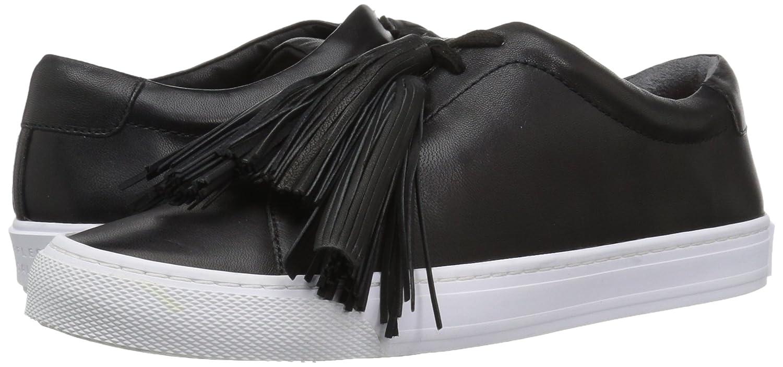 Loeffler Randall Women's Logan (Nappa Tassel) Sneaker B071XDKMYM 8 B(M) US|Black