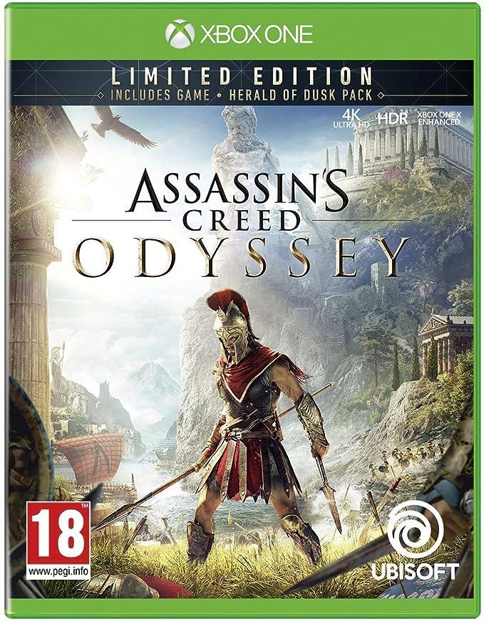 AssassinS Creed Odyssey - Limited Edition (Edición Exclusiva ...