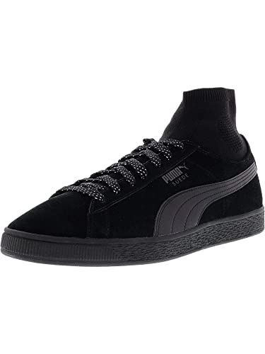 new style 94a2d 9b146 Amazon.com  PUMA Mens Classic Sock High-Top Suede Fashion Sneaker  Shoes