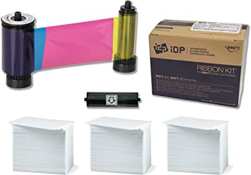 250 Prints IDP Color Ribbon YMCKO 659366