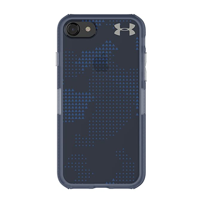best service 6a2c8 7ca3e Under Armour UA Protect Verge Case for iPhone 8 - also compatible with  iPhone 7 - Translucent Camo