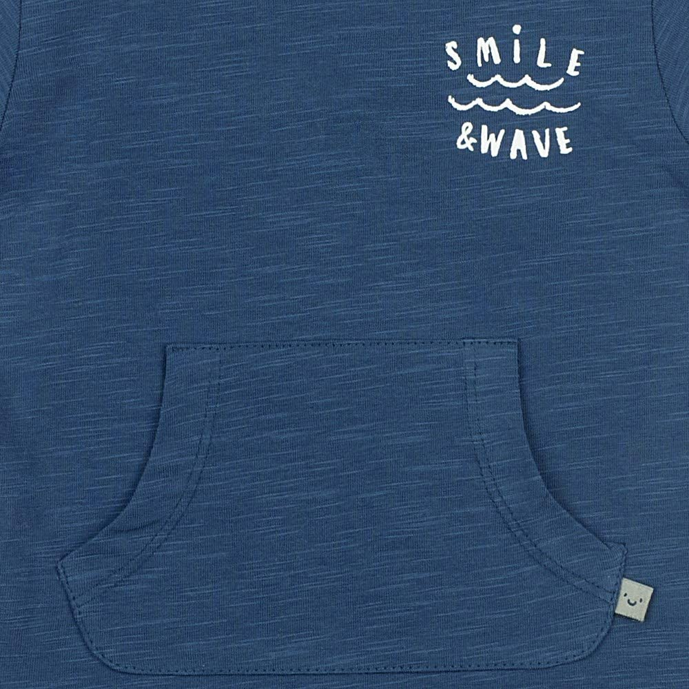 T-Shirt Smile and Wave