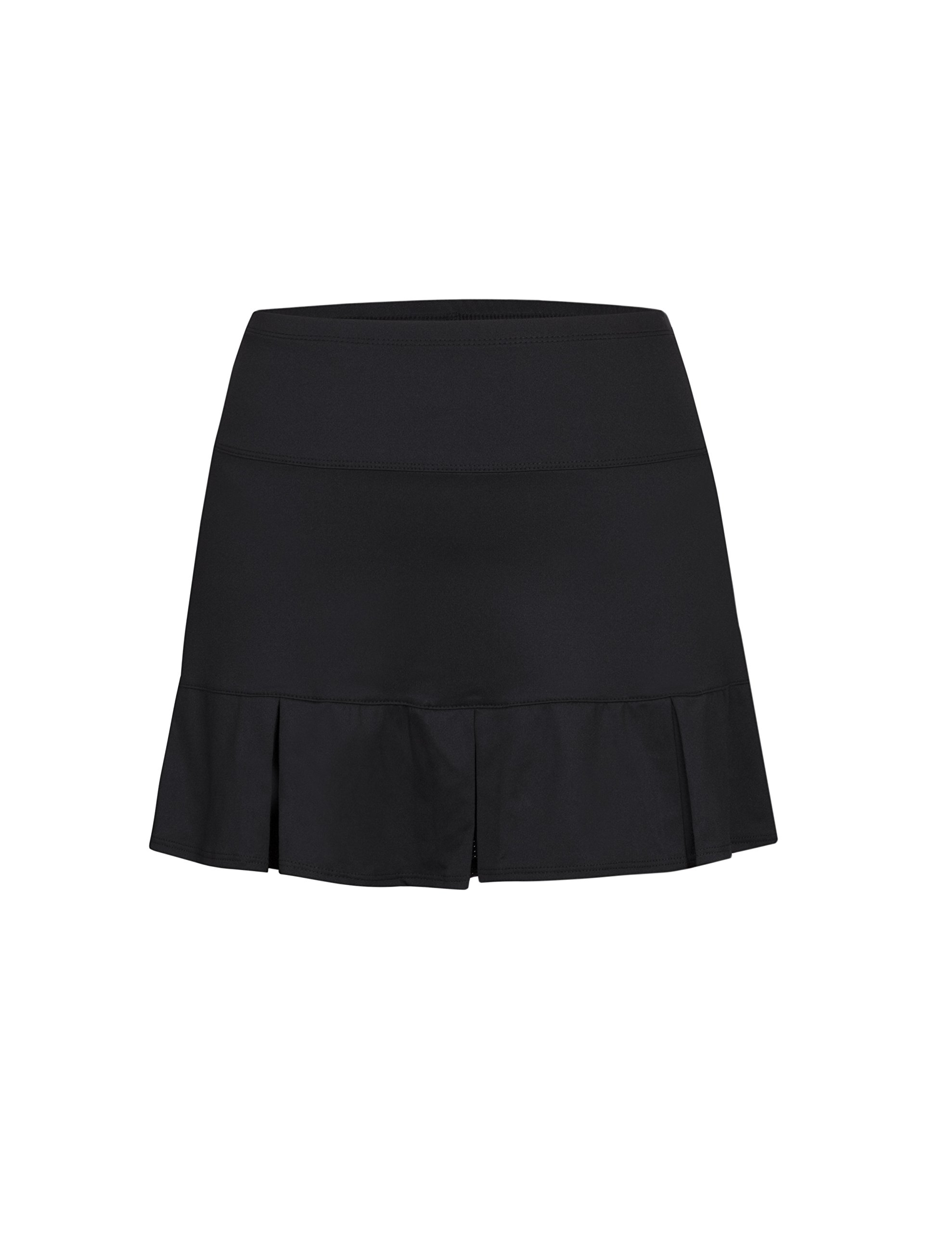 Tail Activewear Women's Doral 14.5 Length Skort XX-Large Black by Tail Activewear (Image #3)