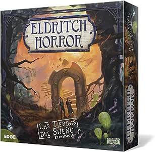 Fantasy Flight Games- Eldritch Horror: Las Tierras del sueño - español, Color (FFEH07): Amazon.es: Juguetes y juegos