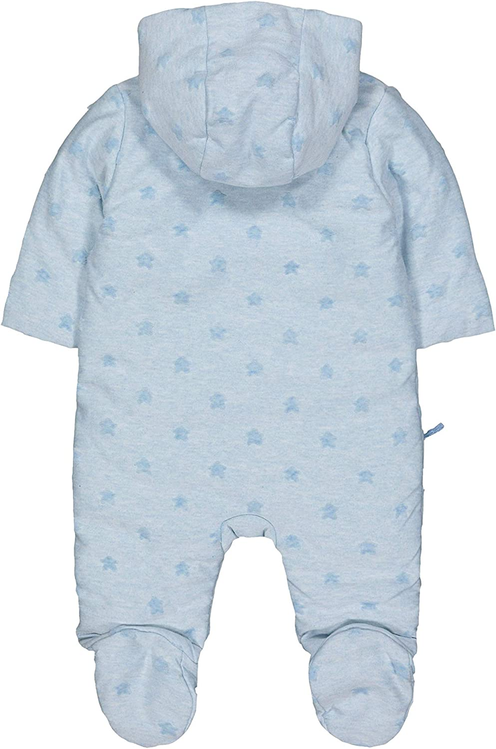 Mothercare NB MFB Star Velour Pramsuit Set Unisex-Bimbi