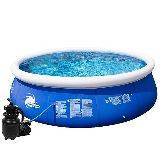 Unbekannt - Varios acelerar piscina set 366x84 | 10015: Amazon.es ...