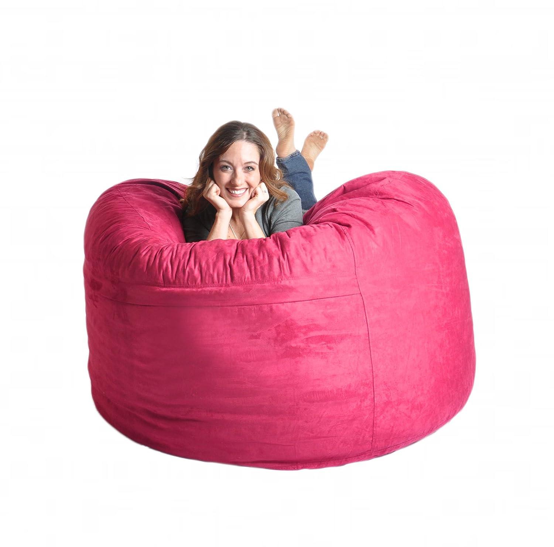 Amazon SLACKER sack 5 Feet Foam Microsuede Beanbag Chair