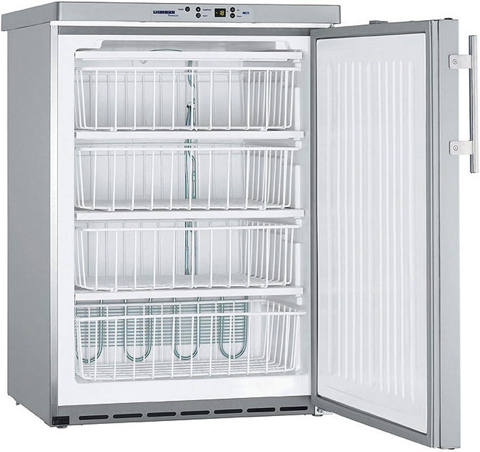 Liebherr GGU 1550 - Congelador (Vertical, Independiente, Acero ...