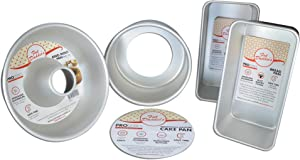 Fat Daddio's 4 piece Pressure Cooker Bundle, 6QT models