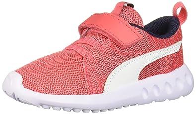 bfaea100 PUMA Kids' Carson Velcro Sneaker