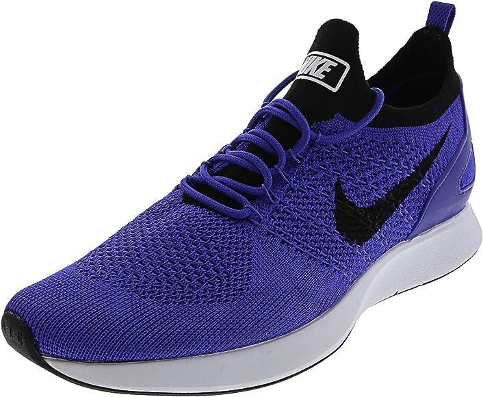 Nike Air Zoom Mariah Flyknit Racer Sneaker SCHUHE Herren 918264 EUR 43 schwarz