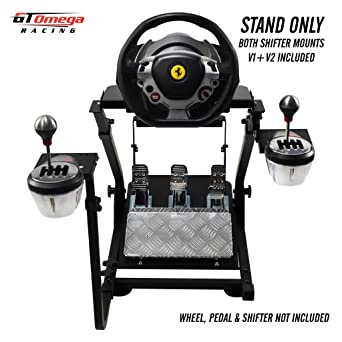 GT Omega Steering Wheel Stand PRO for Thrustmaster TX Racing