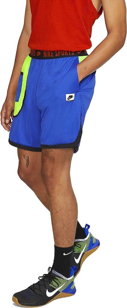 Nike M NK Dry Short Px Short Homme: : Sports et