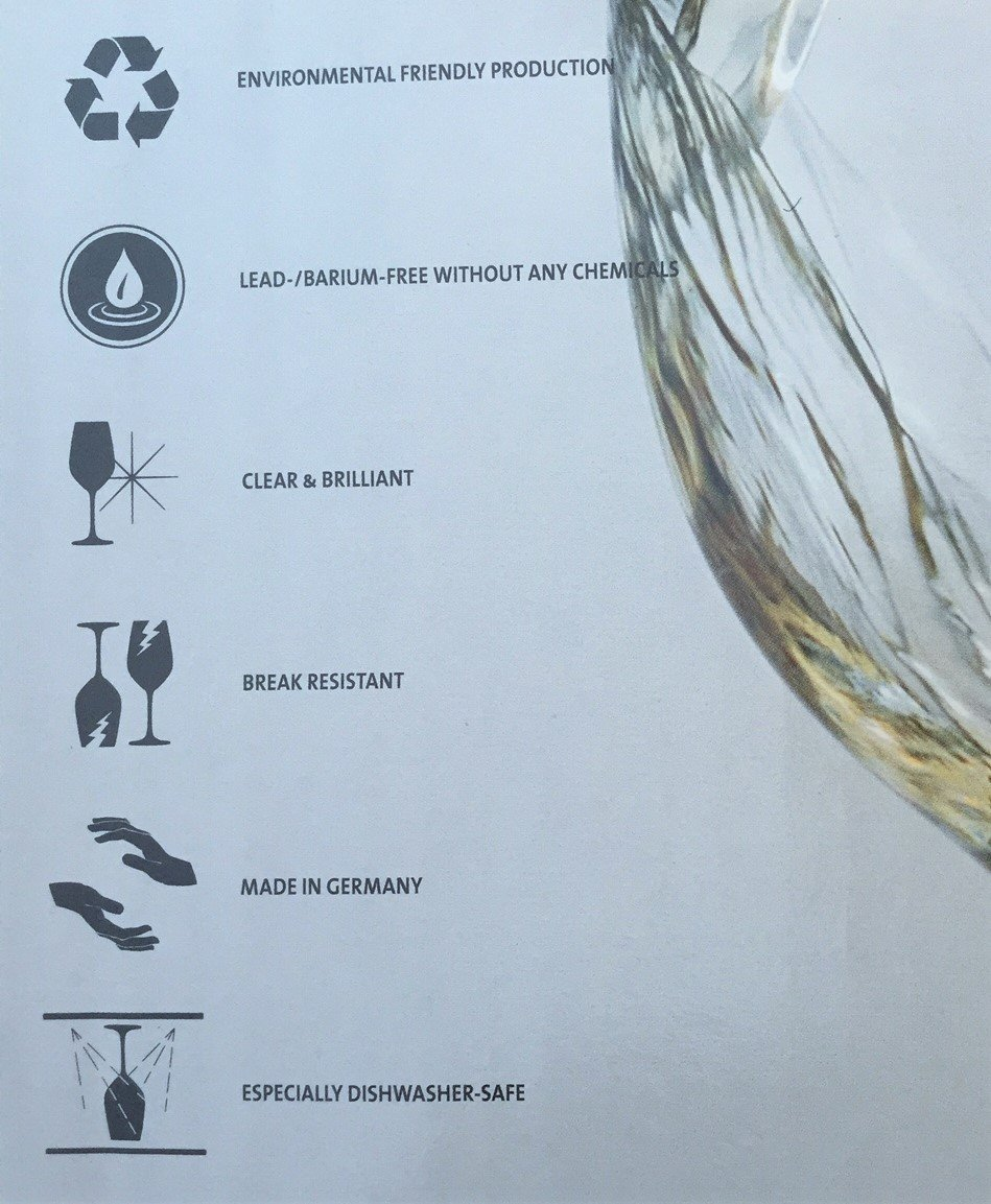 Schott zwiesel All Purpose Tritan Crystal Wine Glass set of 8, 22.3 oz.