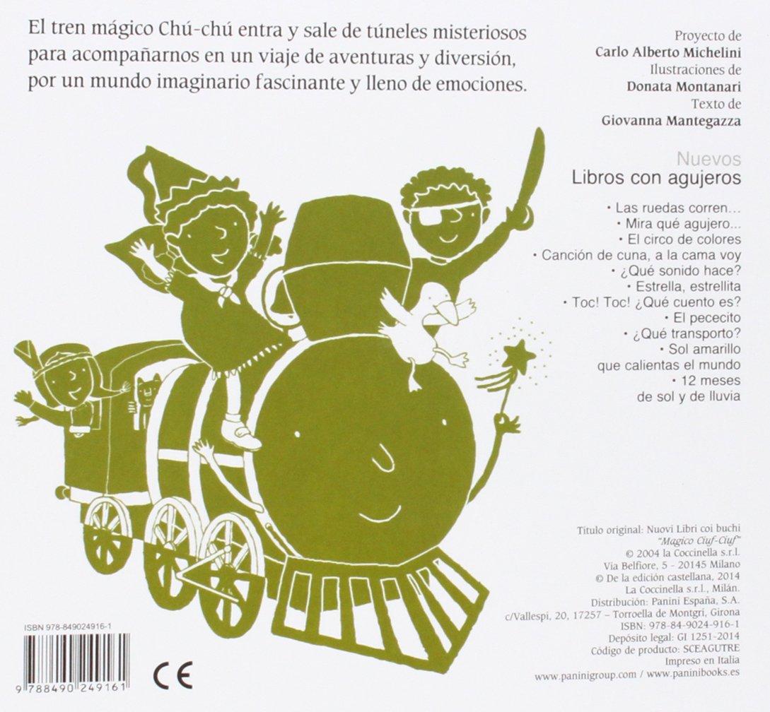 EL TREN MAGICO DE CHU-CHU - LA COCCINELL: 9788490249161: Amazon.com: Books