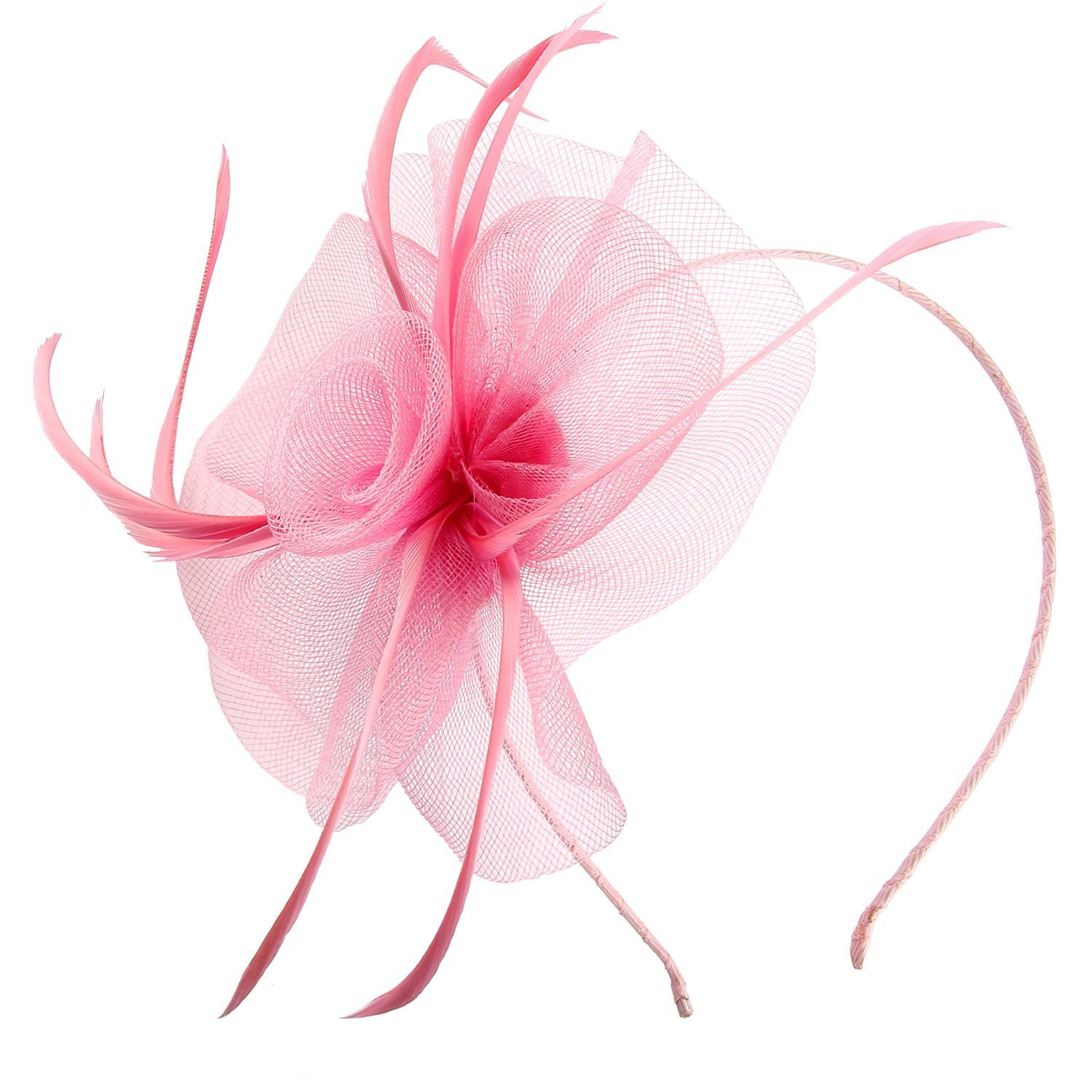 Acecharming Fascinators for Women dbb9d066189