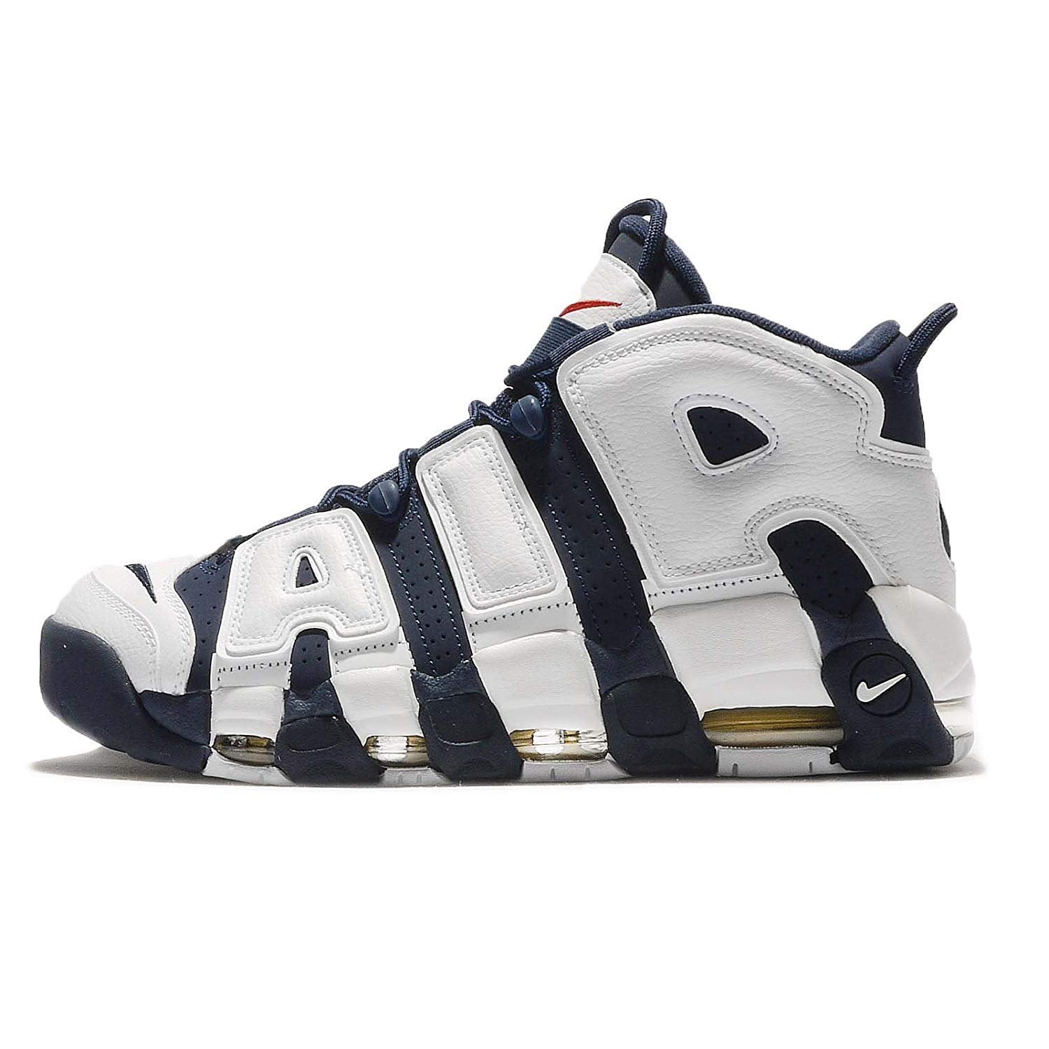 NIKE - ナイキ - AIR MORE UPTEMPO 'OLYMPIC 2016 RELEASE' - 414962-104 (メンズ) B01IS0TE2I  10 D(M) US