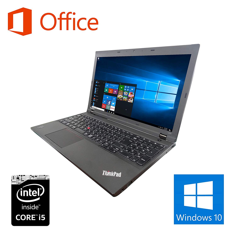 新品SSD240GB【Microsoft Office 2016搭載】【Win 10搭載】Lenovo L540/第四世代Core i5-4200M 2.5GHz/メモリ:8GB/新品SSD:240GB/DVDマルチドライブ/bluetooth/10キー/大画面15.6インチ液晶/USB 3.0/無線LAN搭載 B07K5HZ5ZC, 半田町 fd41c490