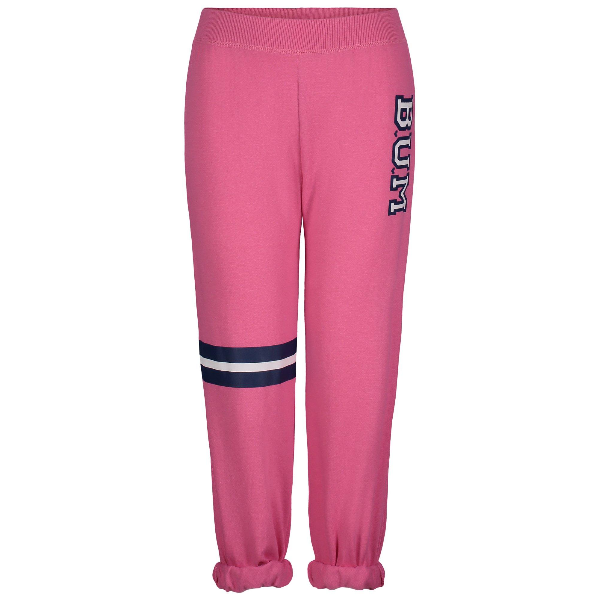 B.U.M Equipment Girls Fleece Jogger Pants Athletic Sweatpants