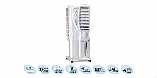 Bajaj TC2010 17-Litre Tower Room Cooler (White): Amazon.in: Home ...