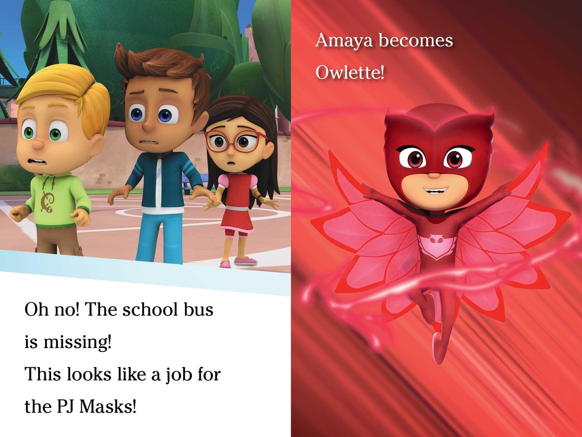 Hero School: Ready-To-Read Level 1 (PJ Masks: Ready to Read ...