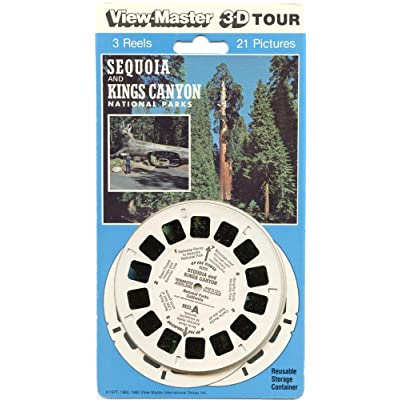 View Master: Sequoia & Kings Canyon National Parks: Toys & Games