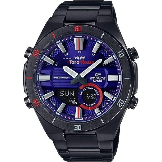 e31516e511 Amazon   CASIO(カシオ) EDIFICE エディフィス スクーデリア トロロッソ ERA-110TR-2A ブラック 腕時計 メンズ  [並行輸入品]   並行輸入品・逆輸入品・中古品( ...