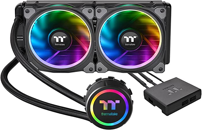 Top 9 Liquid Cooling System I7