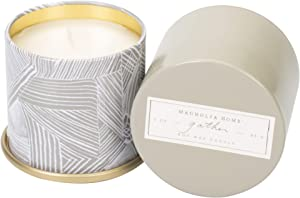 Gather Scented 3.0 ounce Soy Wax Tin Candle by Joanna Gaines - Illume